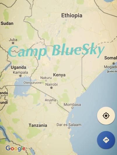 Map BlueSky
