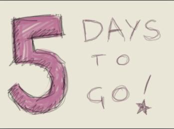 5-days-to-go