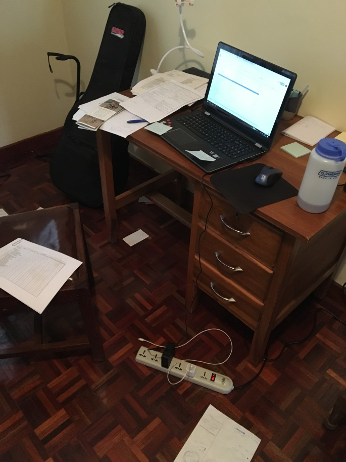 Budget Desk
